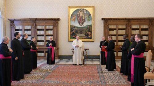 Audiencia geral papa francisco 21042021